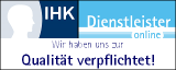 Online Marketing Agentur eingetragen in IHK Dienstleisterdatenbank